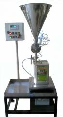 TIN FILLING MACHINE (LOAD CELL BASED)