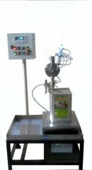 BUCKET FILLING MACHINE WITH CAPPING (LOADCELL BASED)