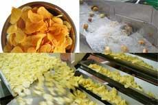 Potato Wafers & Chips