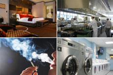 Ozone In Hotels, Resorts & Hospitality