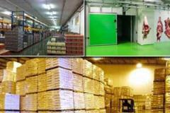 Ozone in Warehouse & Cold Storage