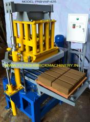 Small Hydraulic Block Making machine