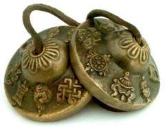 Tibetan Tingsha's