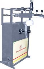 Manual Round Screen Printing Machine