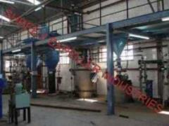 Continuos Edible Oil Refinery Plant