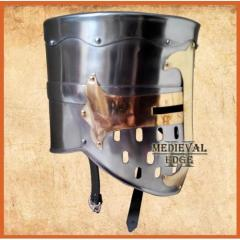 Medieval Knight Helmet