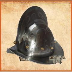 European Comb Morian Helmet