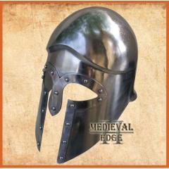 Italo Corinthian Helmet Steel