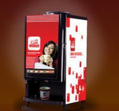 Coffee Been Vending Machine