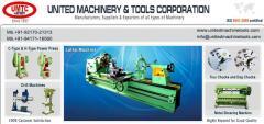 Lathe Machines, Shaper Machine, Milling Machine, Slotting Machine manufacturers exporters in  india, south africa, bangladesh, ghana, Sudan, Zimbabwe