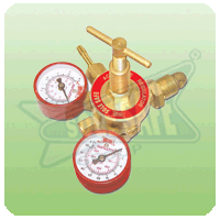 Double Stage & Double Gauge Pressure