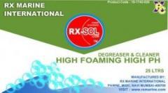 High Foaming High pH Cleaner Degreaser