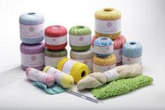 Crochet Knitting Threads