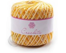 Crocheta Gassed Mercerised Crochet Threads
