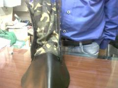 Jungle Camouflmouflage Boot