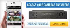 DVR Viewer CCTV Camera