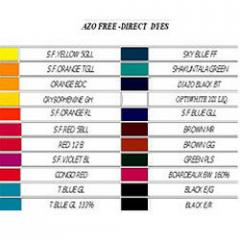 Direct Dyes
