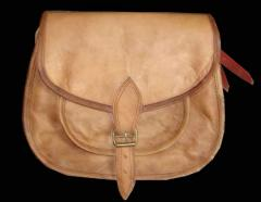 LEATHER CROSS OVER BODY BAG