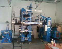 4 Hi Tower Web Offset Printing Machine (Semi