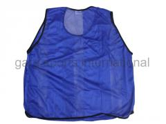 STRIPED MESH TRAINING BIBS