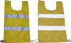 REFLECTIVE TRAINING PINNIES