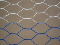 FOOTBALL NET HEXAGON MESH OFFICIAL