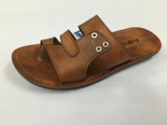New Gents PU Slippers
