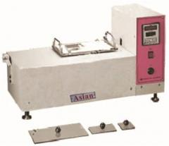 CO-EFFICIENT OF FRICTION TESTER FOR PLASTIC FILM