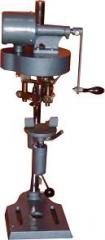 Hand Operated Bottle Sealing Machine