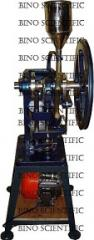TABLET MAKING MACHINE, MOTORIZED