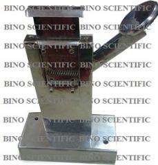 Tube Crimping & Sealing Machine