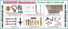 Acme Metric Threaded Rods