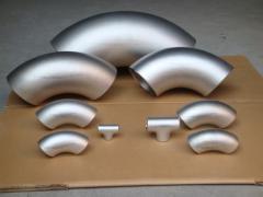 Codos de acero inoxidable