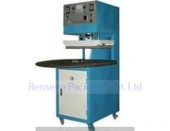Blister Sealing Machine.