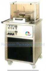 Lab Scale Blister Packing Machine