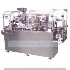 Flat Forming Blister Packing Machine