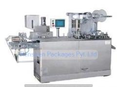Flat Blister Packing Machine