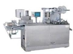 Flat Blister Packing Machine.
