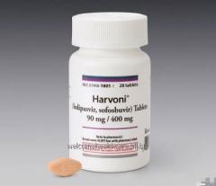 Indian Harvoni generic