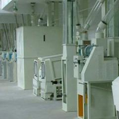 Cotton Seed Processing Plant