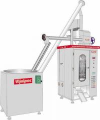 A Versatile Affs Machine For Packing Powder