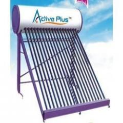 Save Money Save Power With Active plus solar water