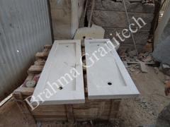 Marble washplane,stone showertray,natural stone