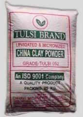 Чистая фарфоровая глина