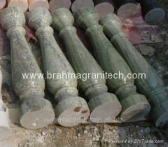 Marble stone balustrade granite
