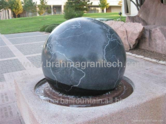Garden ball fountain,garden fountain ball,fountain