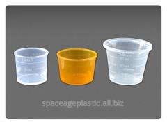 PP Plastic Measuring Cups