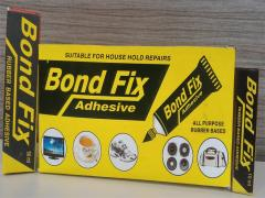 BOND FIX ( SYNTHETIC RUBBER BASED ADHESIVE )