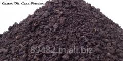 Castor Oil Cake - Organic Fertilizer