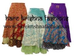 Silk Magic Skirts !!